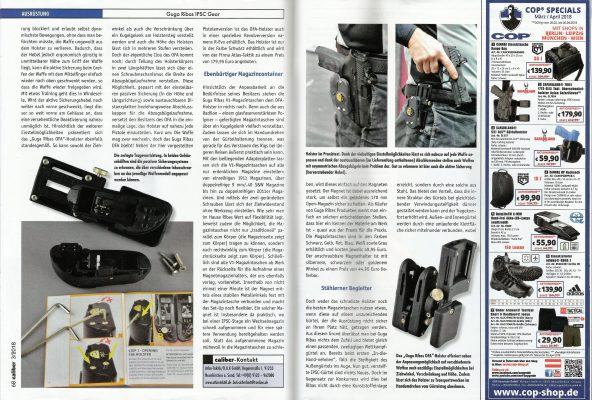 Coldre Universal para Pistola GR